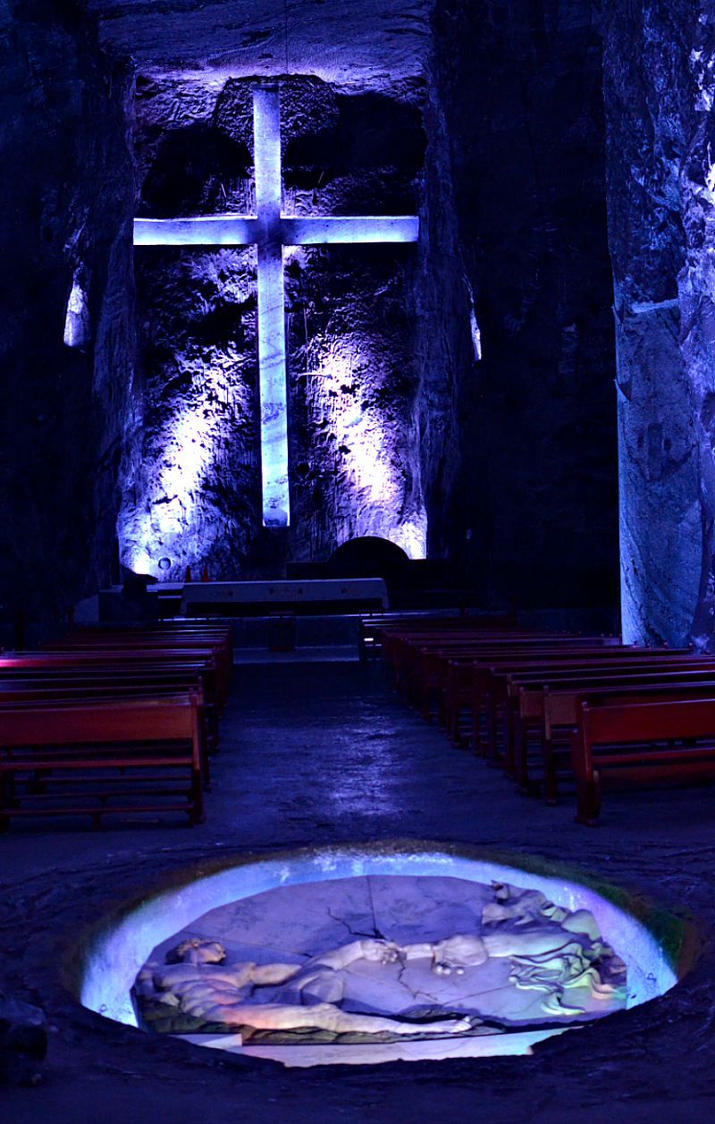 Salt Cathedral Zipaquirá, Travel Colombia: The Salt Cathedral of Zipaquira