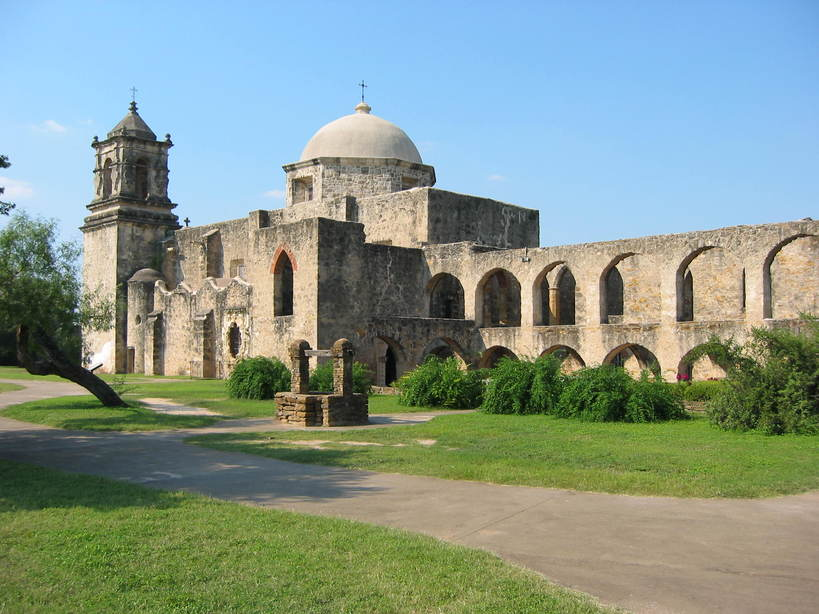San Antonio Missions National Historical Park San Antonio, Mission San Jose in San Antonio is one of the best places in the ...