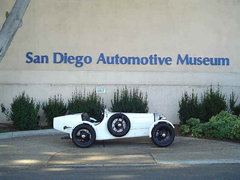 San Diego Natural History Museum San Diego, Automotive Museum in Balboa Park San Diego