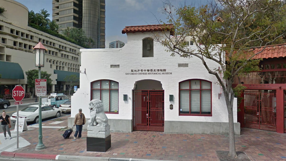 San Diego Visitor Information Center San Diego, Former Employees Allege Chinese Historical Museum was Run Like a ...