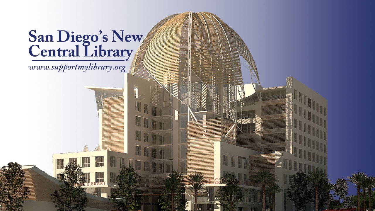 San Diego Zoo Safari Park San Diego, San Diego's New Central Library - a center for learning, literacy ...