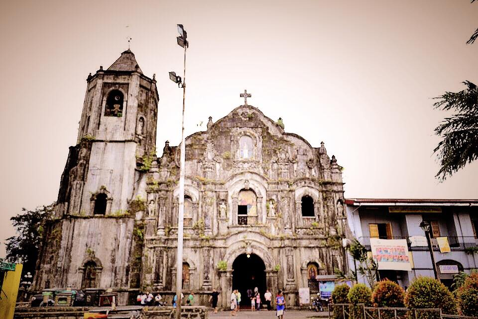 San Luis Obispo Parish Church Lucban, The Proud Architecture of the Philippines: Churches and Bell ...