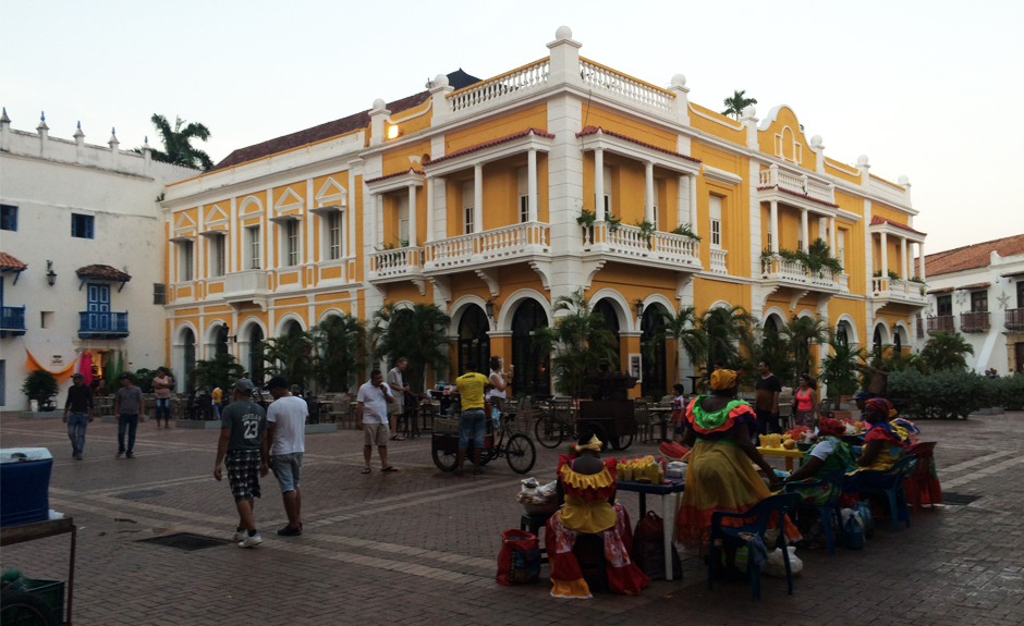 San Pedro Columbia The Deep South, A Thorough Guide to the Old Town Cartagena, Colombia