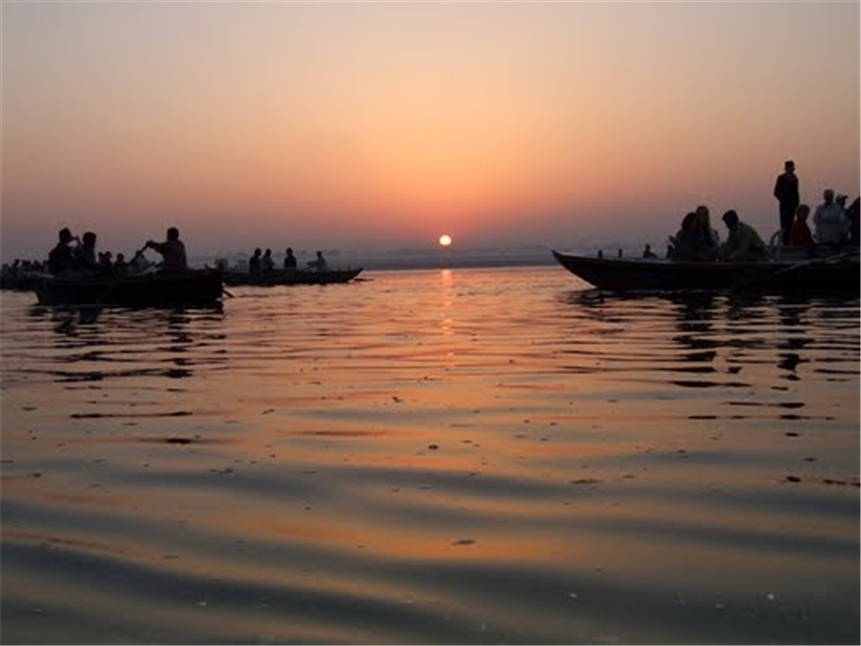 Sangam Allahabad, Triveni Sangam Prayag Raj Tourist Guide - Holiday Travel