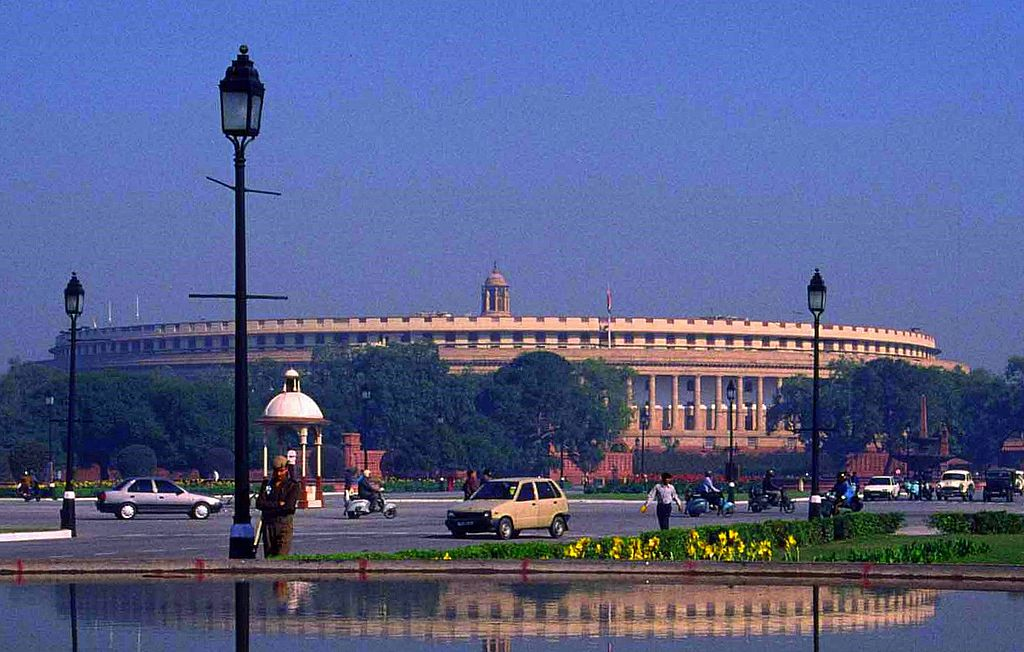 Sansad Bhavan Delhi, Delhi in Pictures - Then and Now! | Housing News