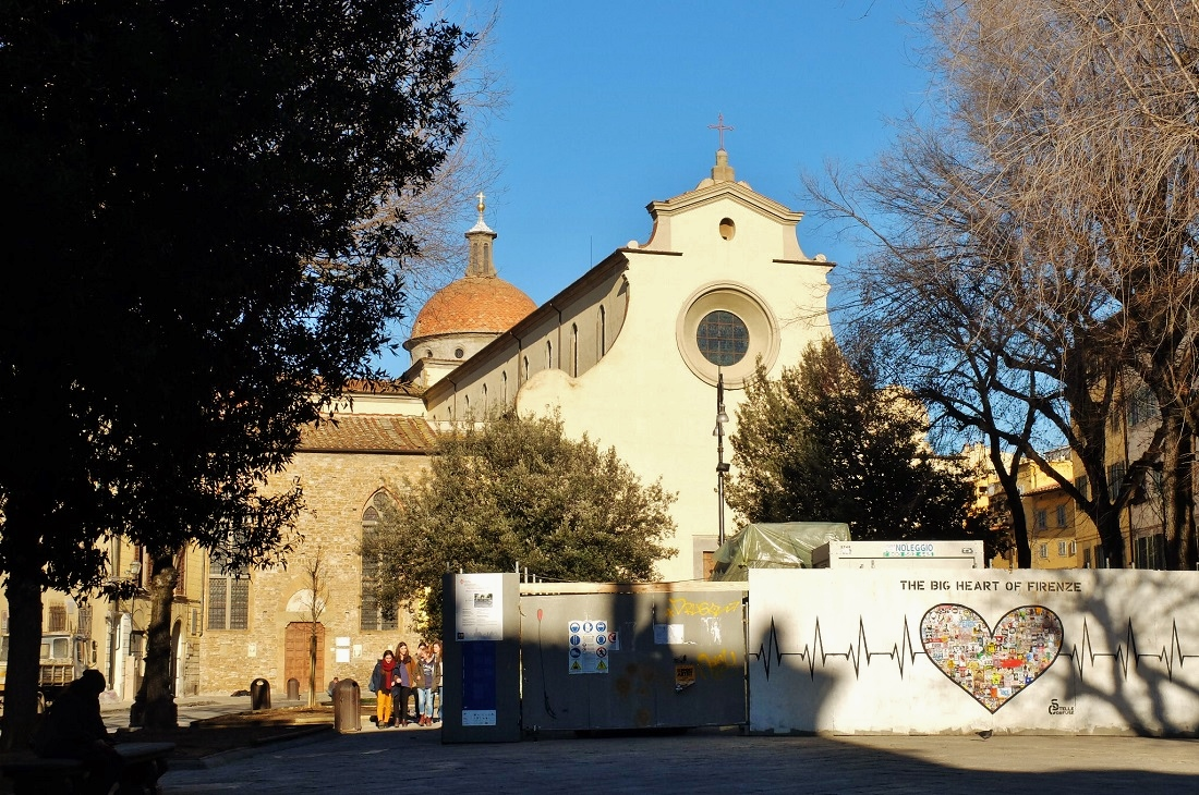 Santo Spirito Florence, A Personal Guide To The Santo Spirito Neighborhood – Girl in Florence