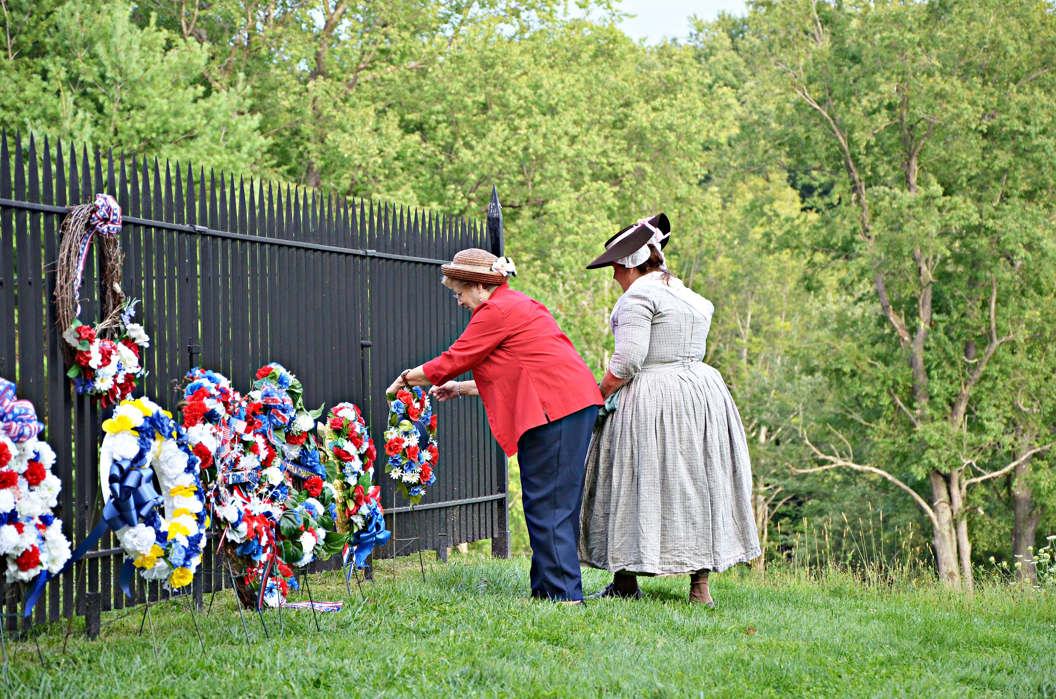 Saratoga Spa State Park Albany and Central New York, Oriskany Battlefield Commemoration Event » The Getaway Region ...