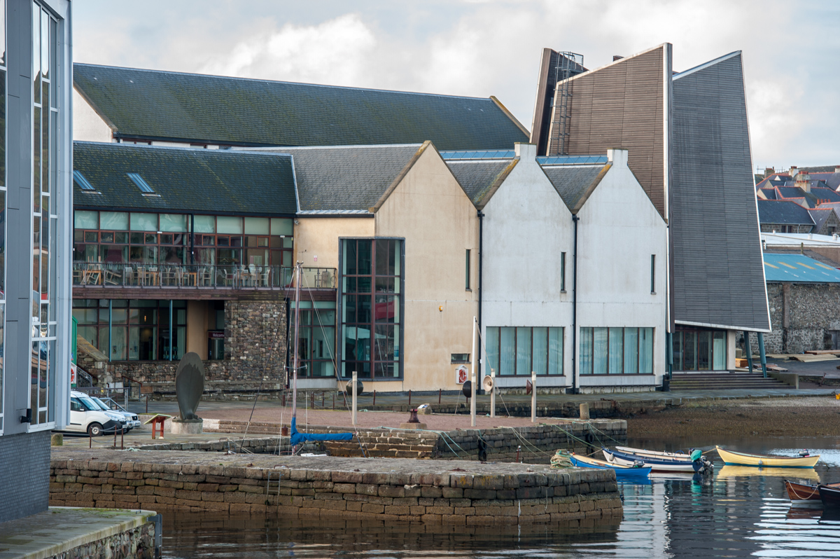 Scalloway Museum Orkney and Shetland Islands, Visitor numbers up but spending is down | The Shetland Times Ltd