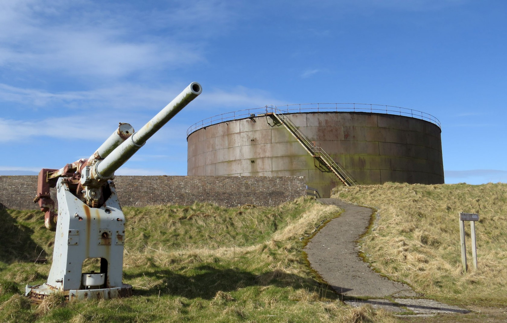 Scapa Flow Visitor Centre Orkney and Shetland Islands, OIC Consultation Questionnaire Scapa Flow Visitor Centre & Museum ...