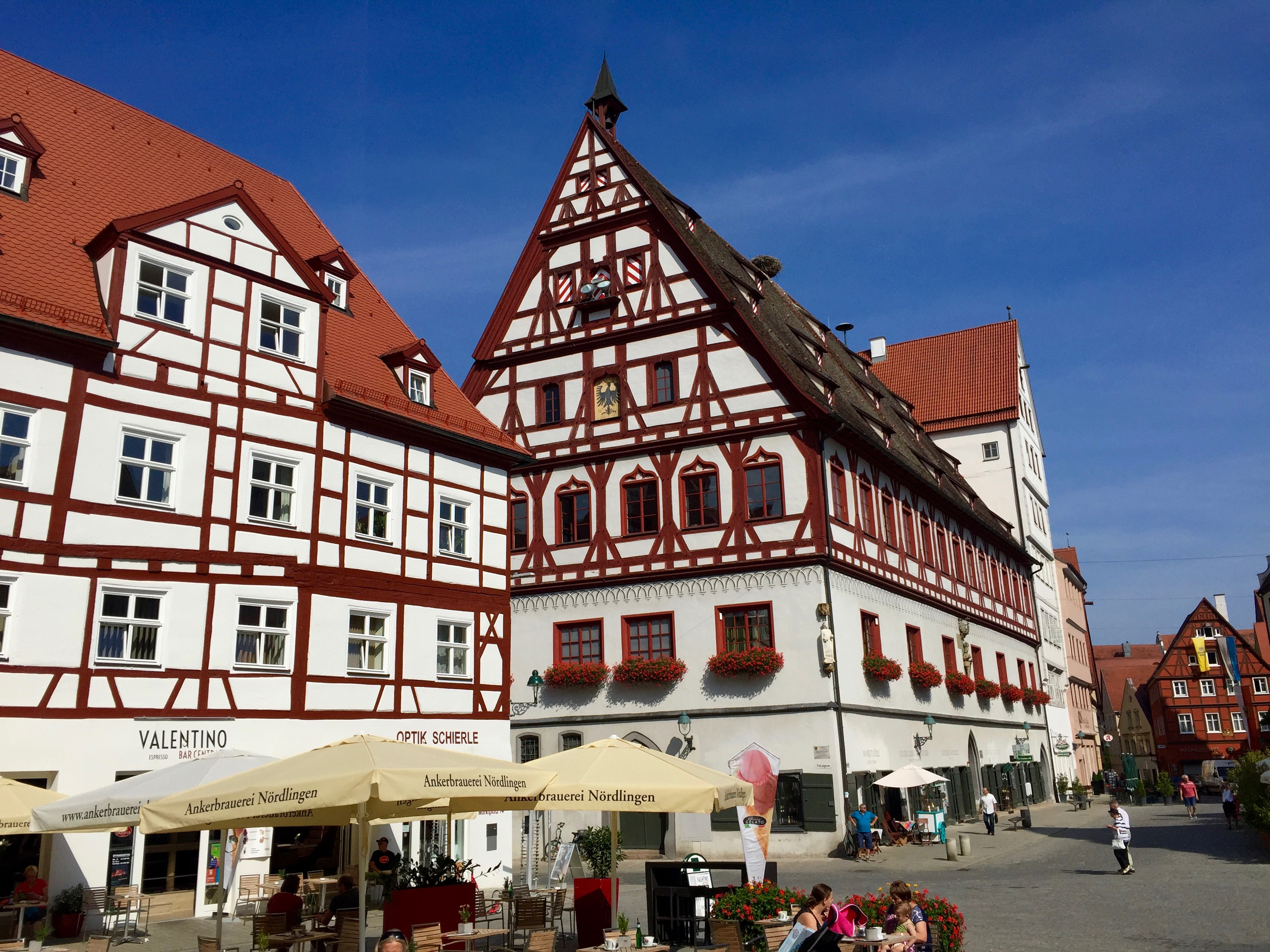 Schloss Schillingsfürst The Romantic Road, Exploring Germany's Romantic Road: Days 3 through 5 | The Lost Boyds