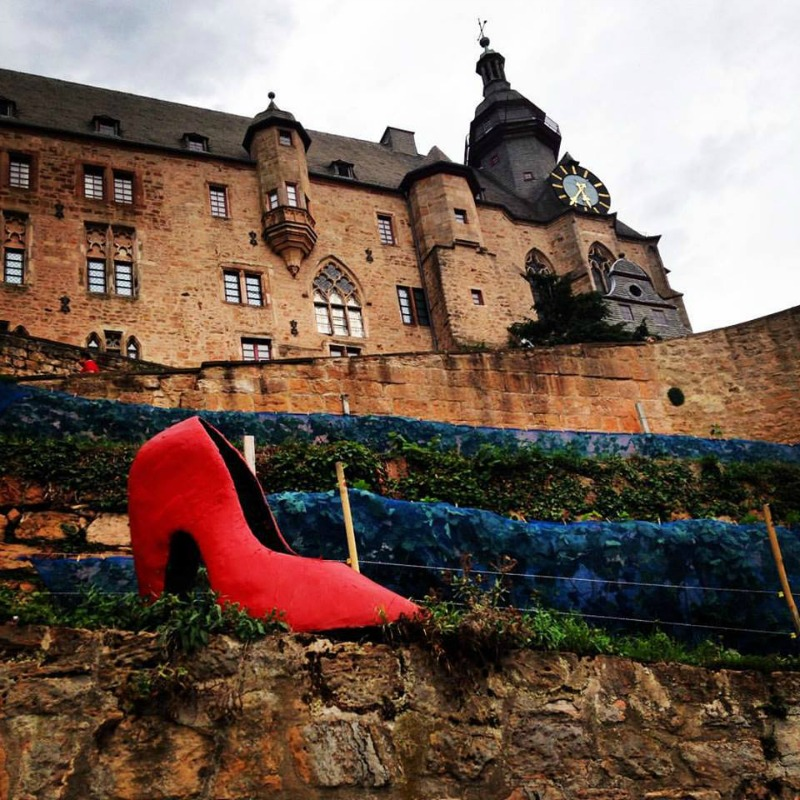 Schloss Steinau The Fairy-Tale Road, Germany's Fairy Tale Route | SheBuysCars | Road Trips