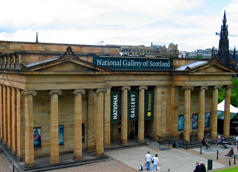 Scottish National Gallery Edinburgh, Edinburgh Blog: National Galleries Scotland