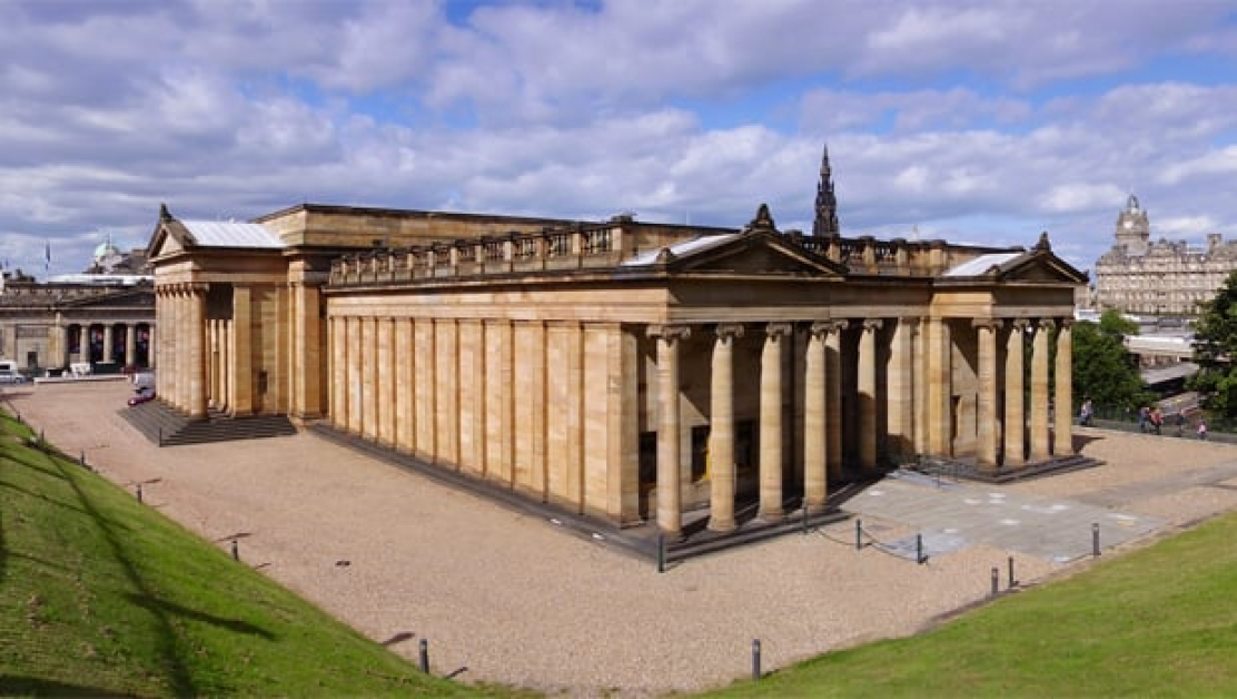 Scottish National Gallery Edinburgh, Scottish National Gallery Edinburgh - Art Fund
