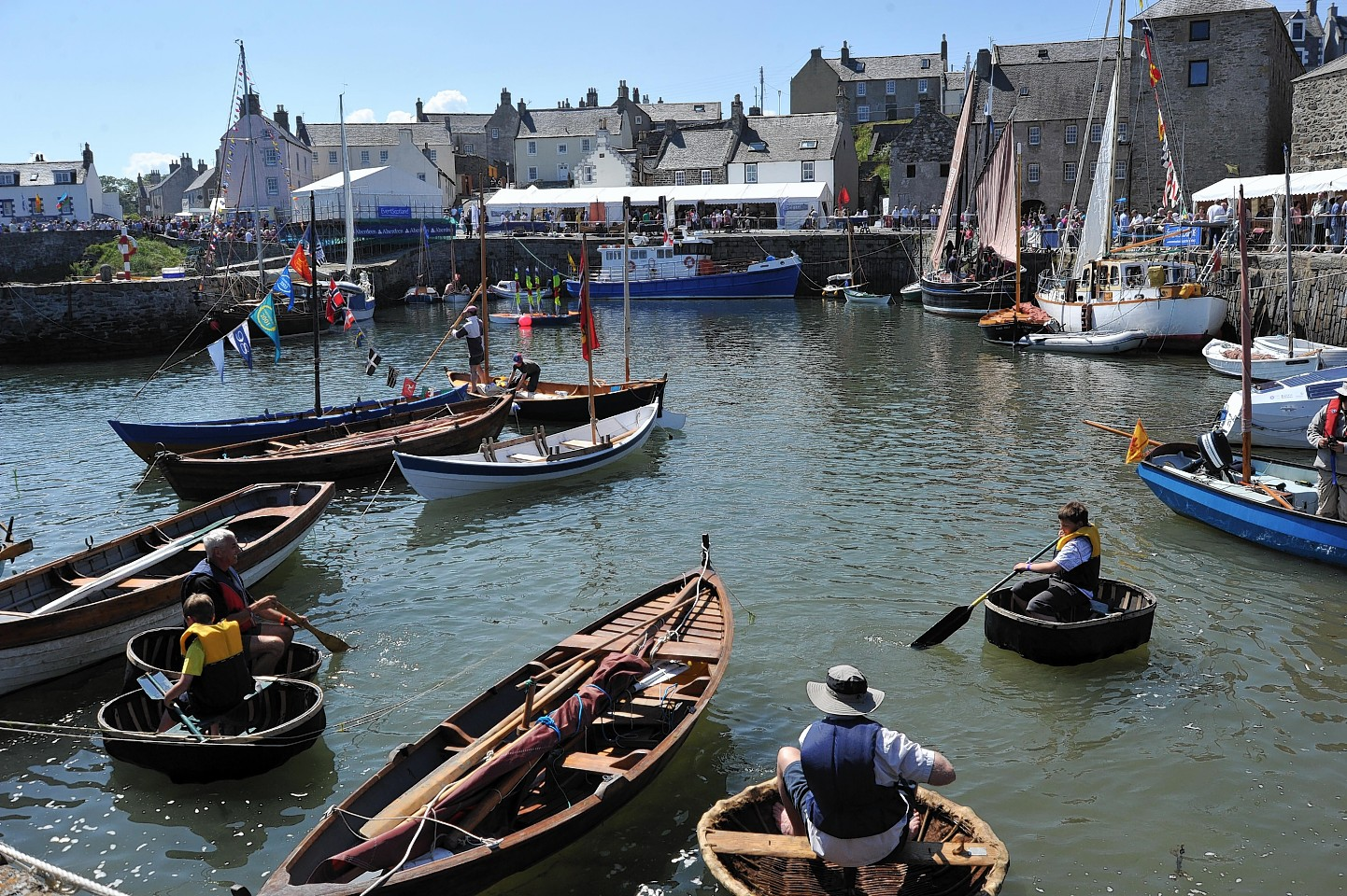 Scottish Traditional Boat Festival Aberdeen and the Northeast, Portsoy Boat Festival Archives | Press and Journal