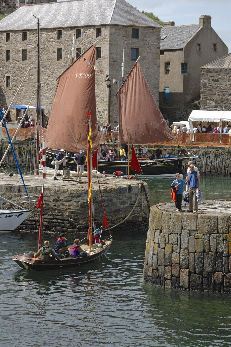 Scottish Traditional Boat Festival Aberdeen and the Northeast, Traditional Boats & Tall Ships Magazine: The 16th Annual Scottish ...