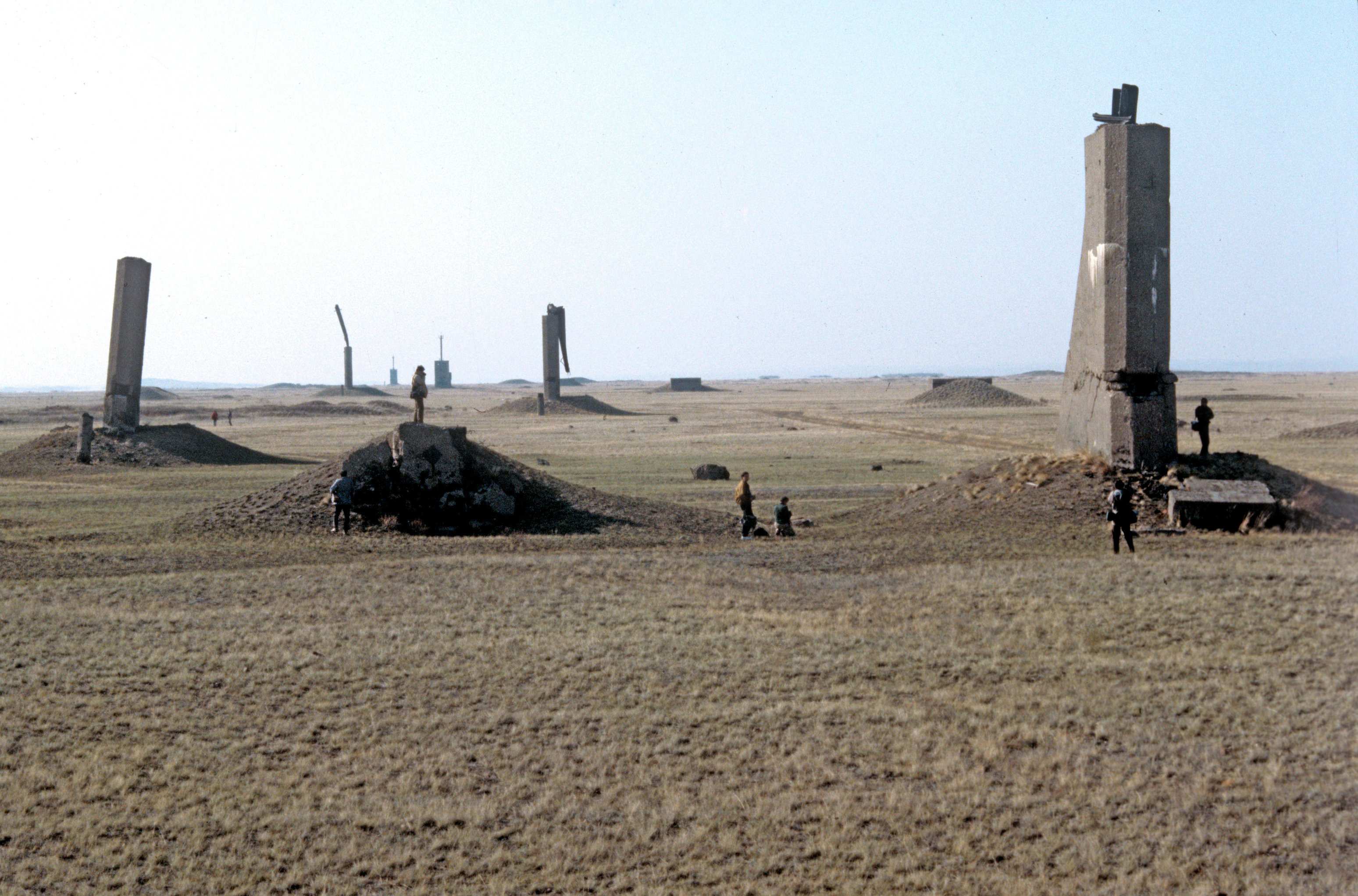 Semipalatinsk Polygon Kurchatov & the Polygon, Hot Destination: Soviet Nuclear Test Site Opens to Tourists ...