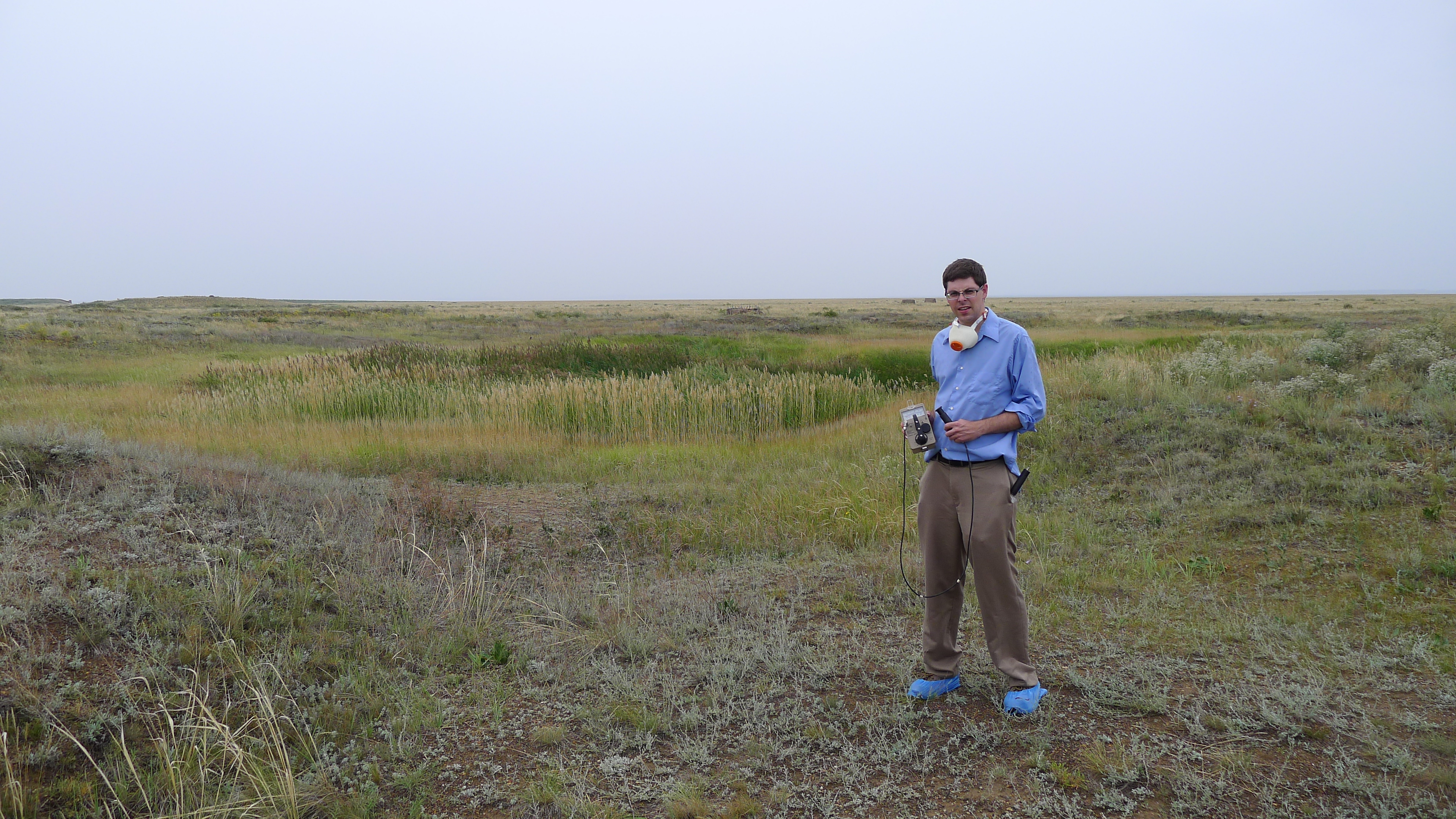 Semipalatinsk Polygon Kurchatov & the Polygon, Visit to the Semipalatinsk Nuclear Test Site   Special Nuclear ...