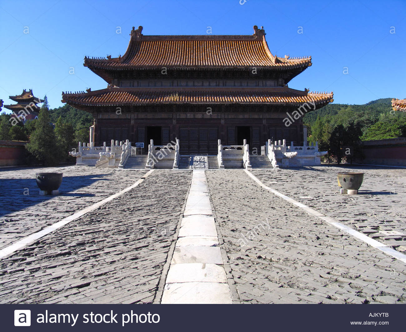 Shǐjiā Hútòng Museum Běijīng, Imperial tombs of Empress Dowager Cixi of Qing Dynasity in the ...