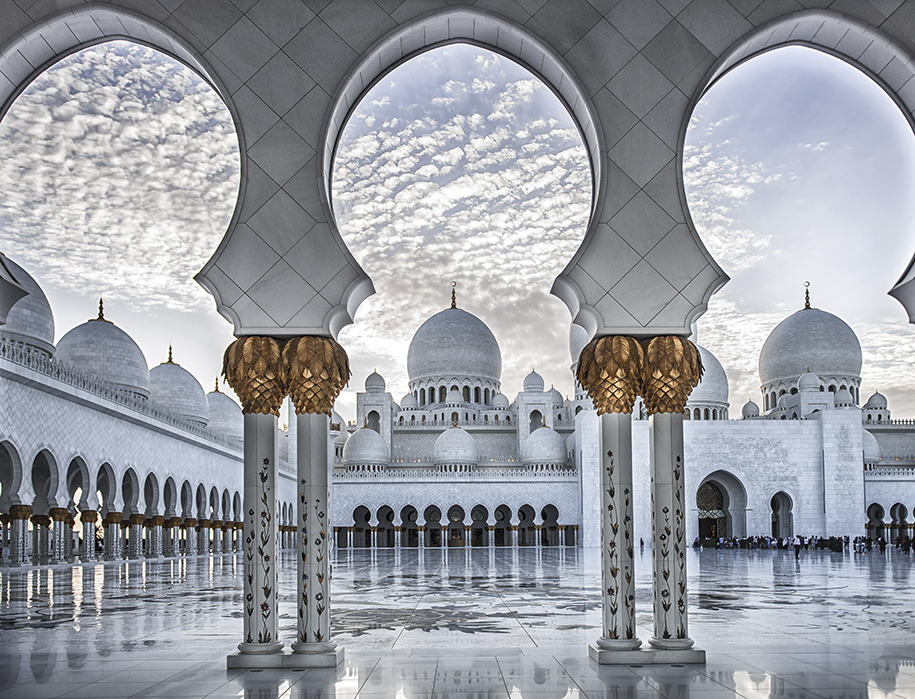 Sheikh Zayed Grand Mosque Abu Dhabi, Reflections – a photographic exhibition of Sheikh Zayed Grand ...