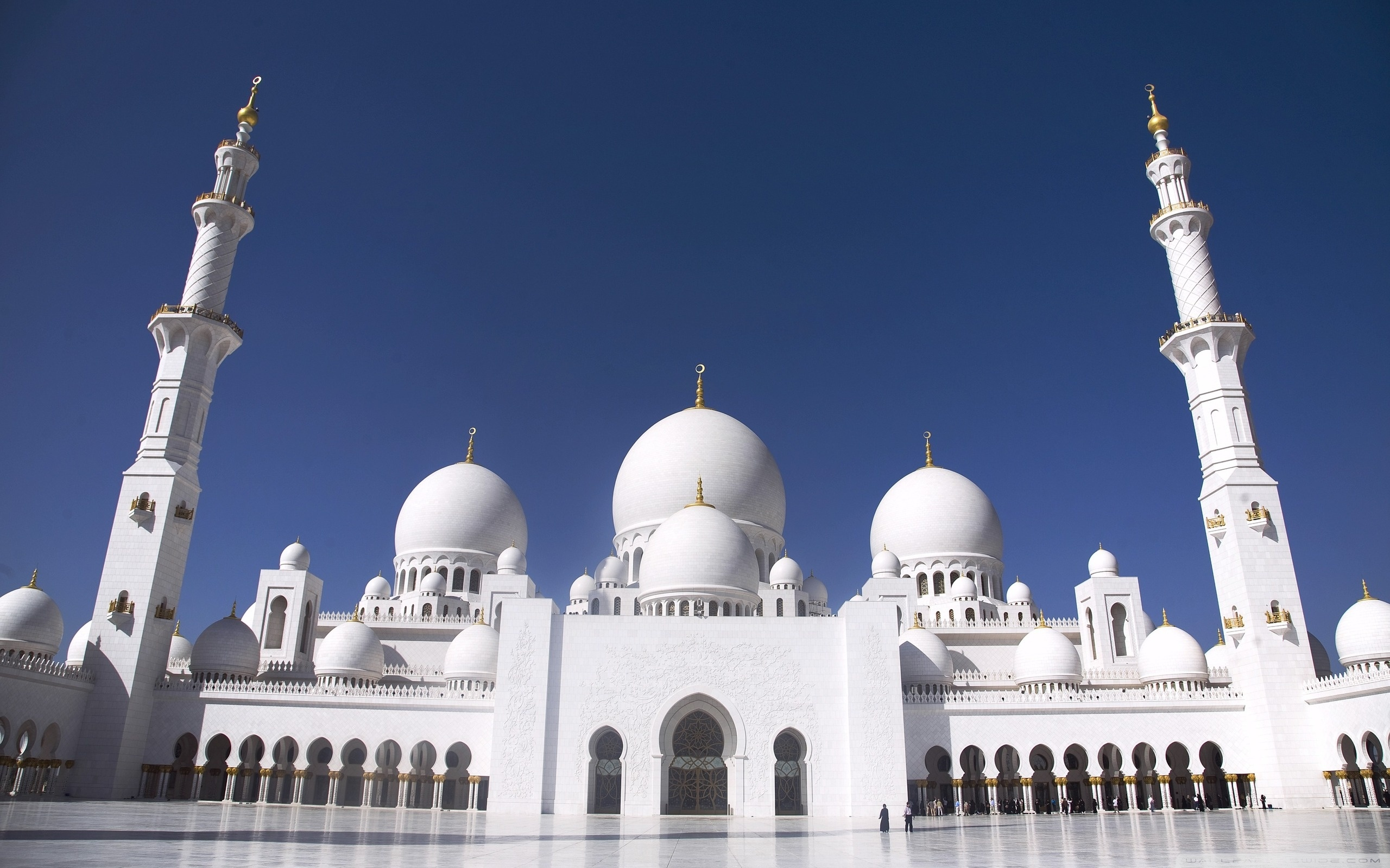Sheikh Zayed Grand Mosque Abu Dhabi, Sheikh Zayed Grand Mosque, Abu Dhabi, United Arab Emirates ❤ 4K ...