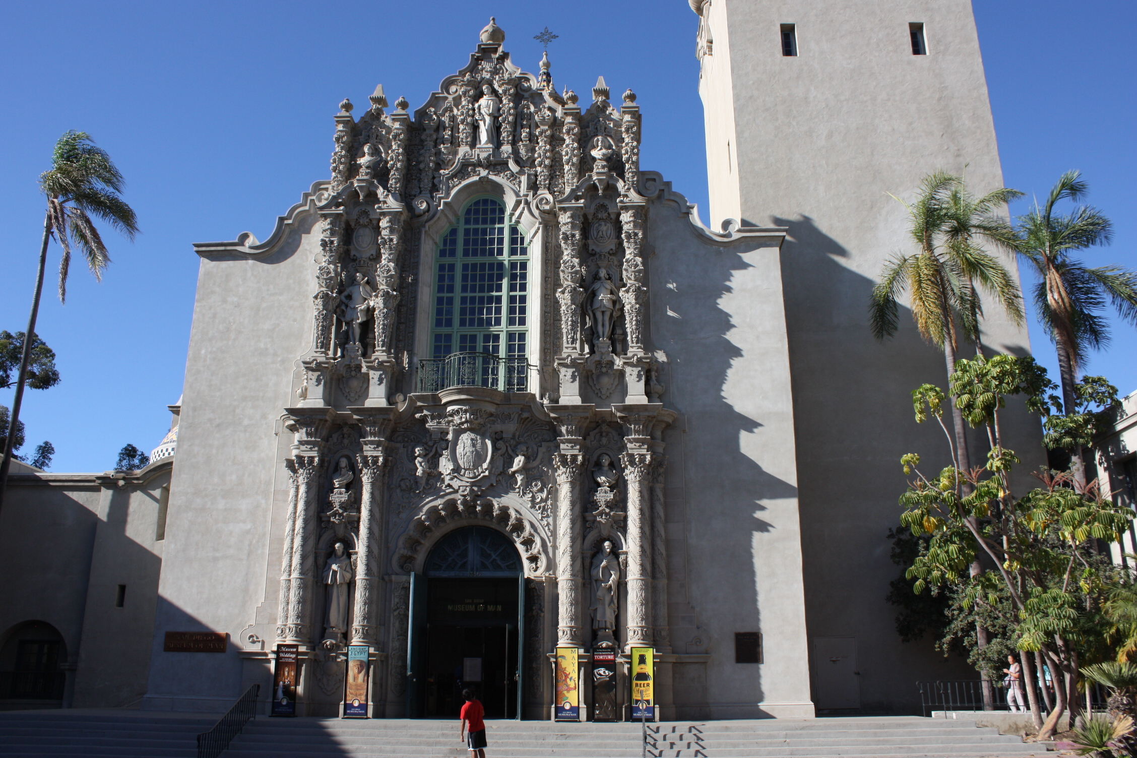 Shelter Island San Diego, San Diego Museum of Man   Let's Go To The Museum