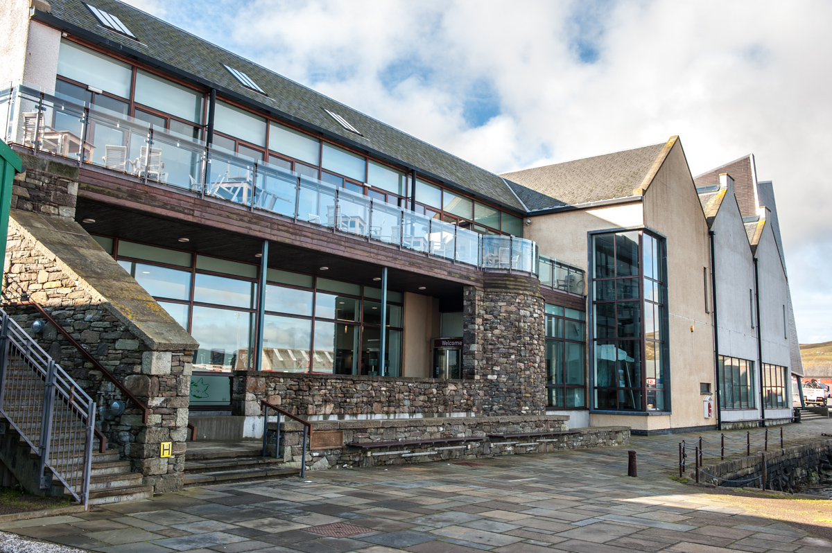 Scalloway Museum Orkney and Shetland Islands, Talks and readings about Shetland and Orkney literature project ...
