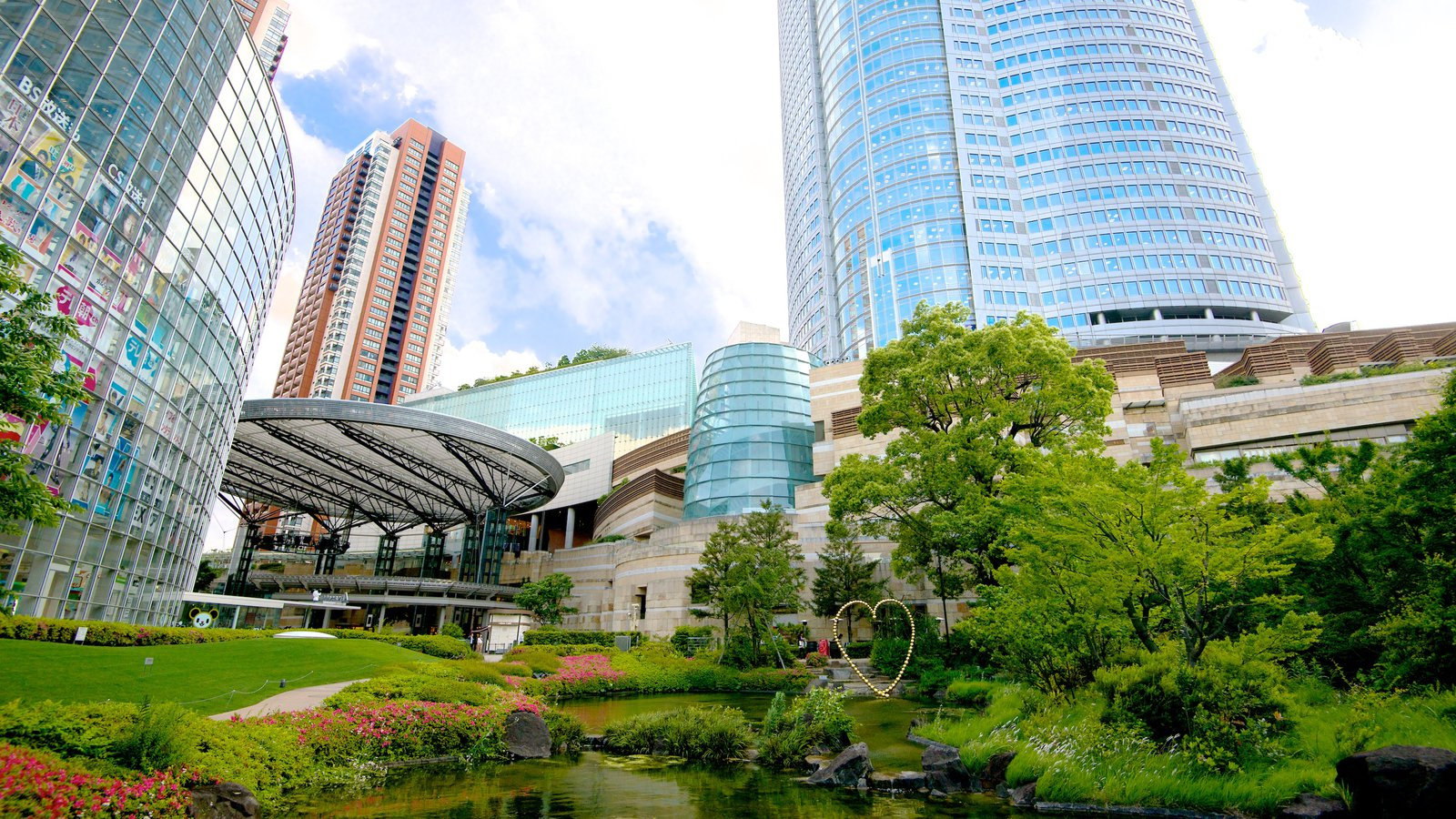 Shinobazu-ike Tokyo, Gardens & Parks Pictures: View Images of Roppongi Hills