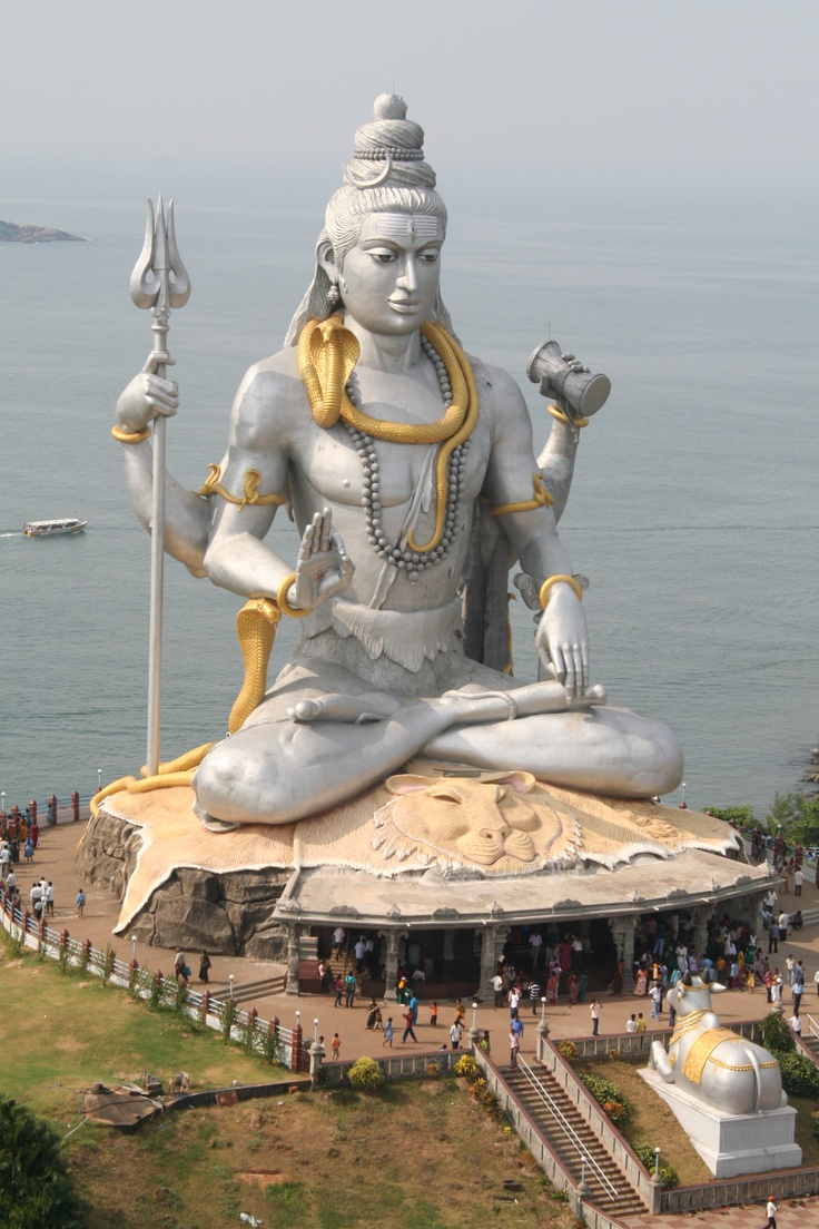 Shiva Statue Haridwar, 208 best Lord Shiva images on Pinterest | Lord shiva, Hindu art ...