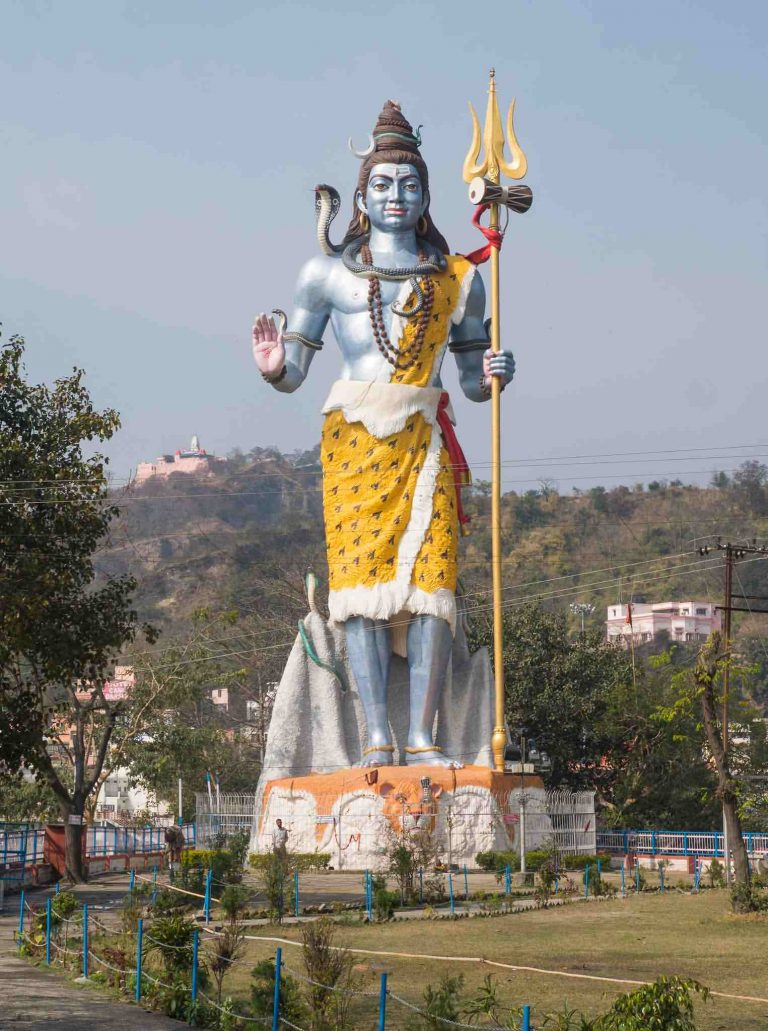 Shiva Statue Haridwar, Lord Shiva Statue On Ganges In Haridwar - FindMessages.com