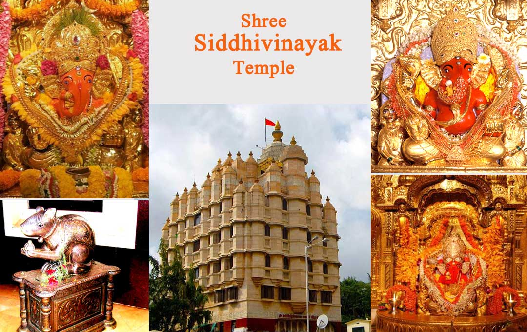 Siddhivinayak Temple Mumbai, Shree Siddhivinayak Mandir – Where Wishes Come True - TravelRasoi ...