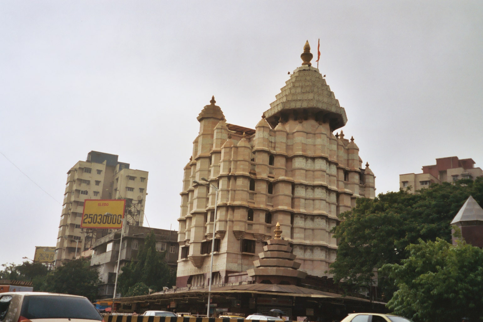 Siddhivinayak Temple Mumbai, SIDDHIVINAYAK TEMPLE - MUMBAI Photos, Images and Wallpapers ...
