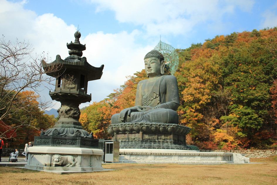 Sinheung-sa Seoraksan National Park, Korea Travel Blog | Korea Tour Blog | Sweetravelkorea