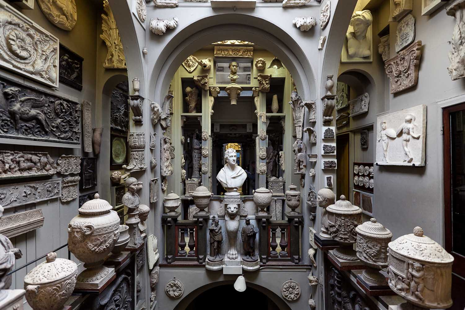 Sir John Soane's Museum London, The Vanderlust, Sir John Soane`s Museum