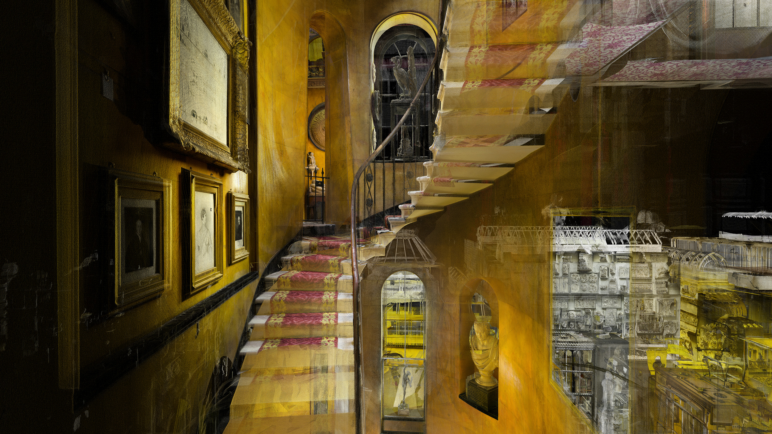 Sir John Soane's Museum London, Sir John Soane's Museum offers up collection to global audience ...