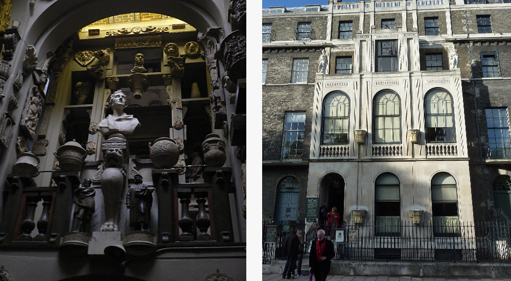 Sir John Soane's Museum London, Julia Holberry Associates | Sir John Soane's Museum, London