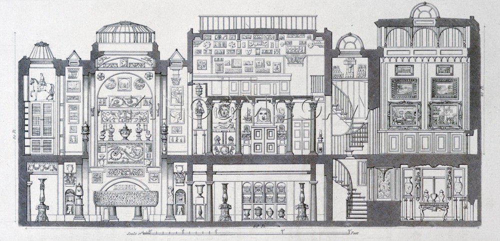 Sir John Soane's Museum London, Sir John Soane's Museum – Lincoln Inn Fields, London | Unearthing ...
