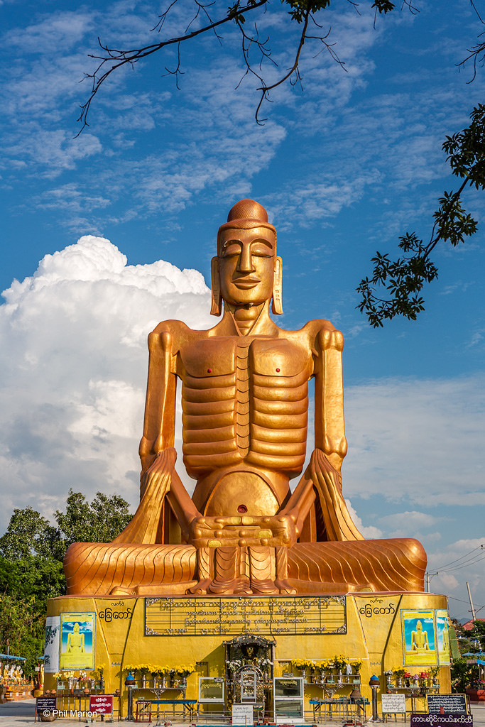 Skinny Buddha Mandalay, The World's Best Photos of myanmar and tattoo - Flickr Hive Mind