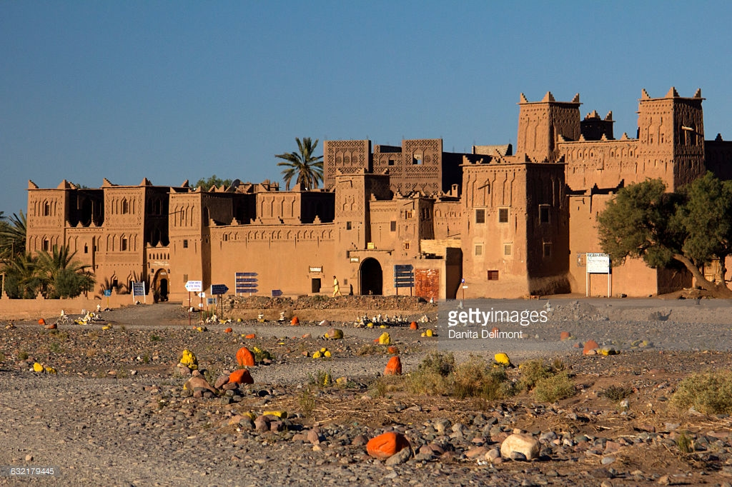 Kasbah Amridil Skoura, Kasbah Amridil Dades Valley Skoura Morocco Stock Photo | Getty Images