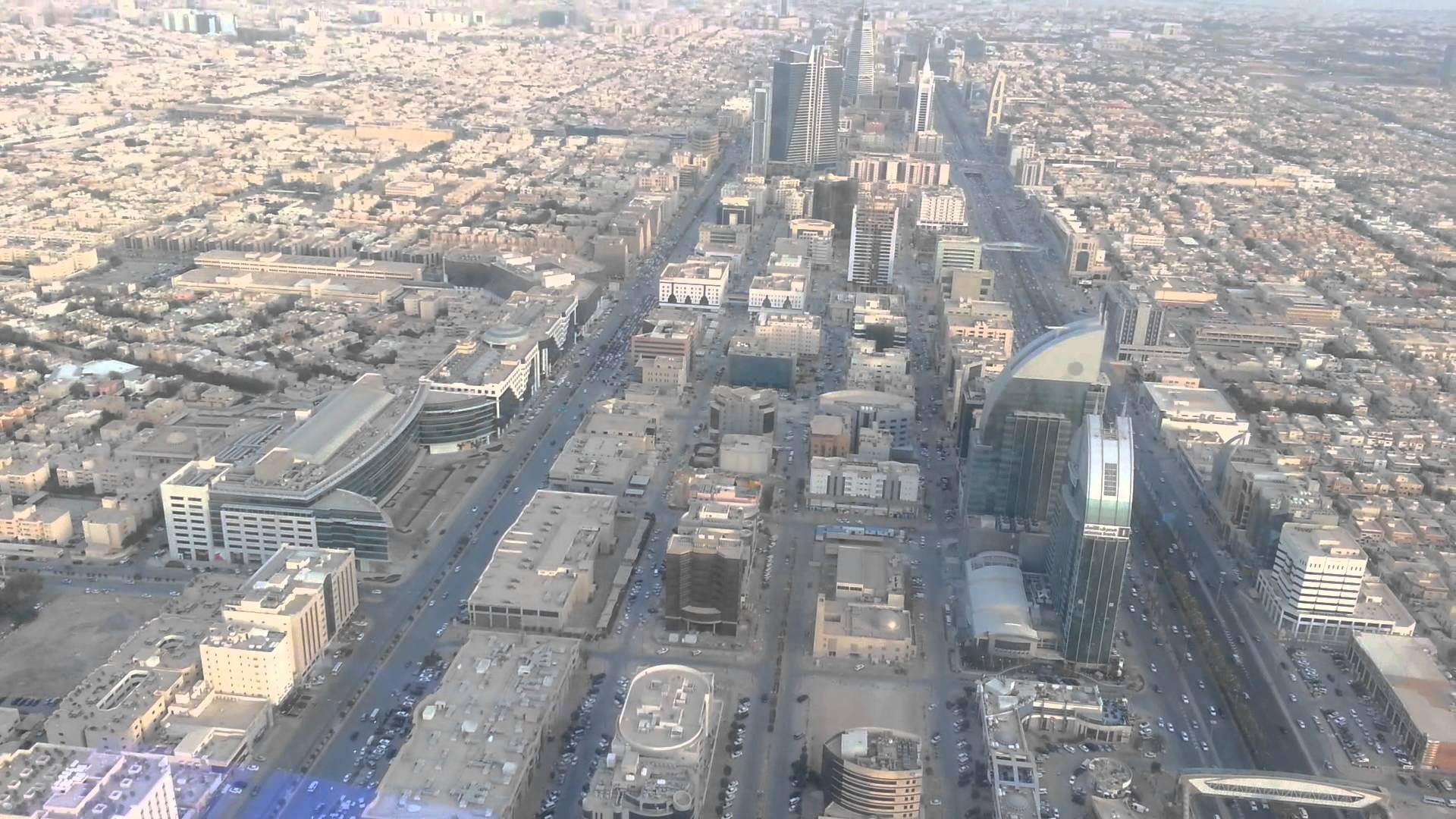 Sky Bridge Riyadh, Sky Bridge, Kingdom Tower, Riyadh, Saudi Arabia - YouTube