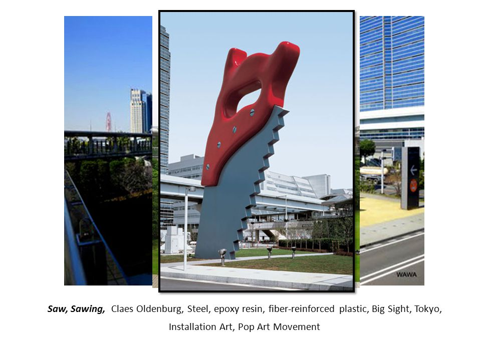 Sogetsu Ikebana School Tokyo, Claes Oldenburg Larger than Life - ppt download