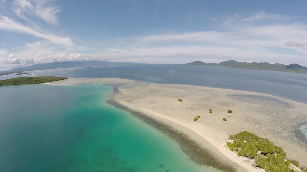 Sohano Island Buka, Panoramio - Photo of View across White Island in Matchin Bay near ...