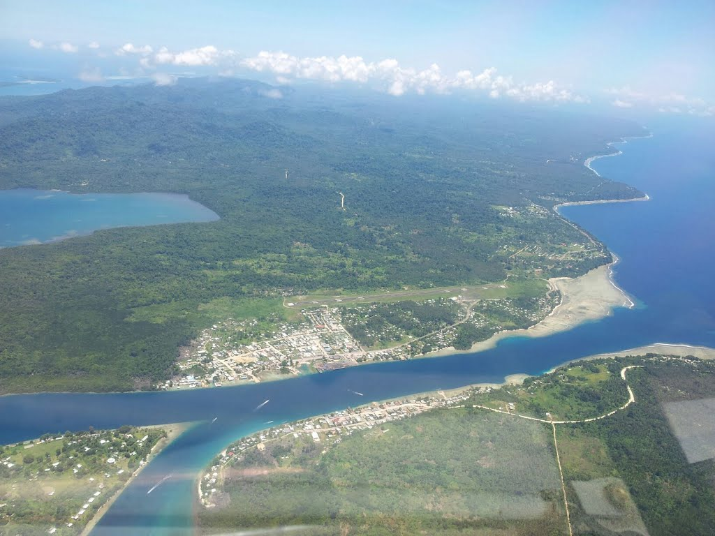 Sohano Island Buka, Panoramio - Photo of Flying over Bouganville Kokopau Town at ...
