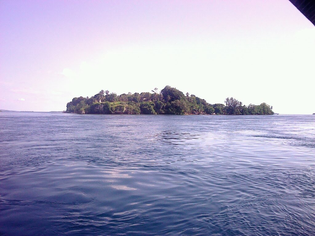 Sohano Island Buka, Panoramio - Photo of SOHANO Island in Buka Passage, viewed from ...