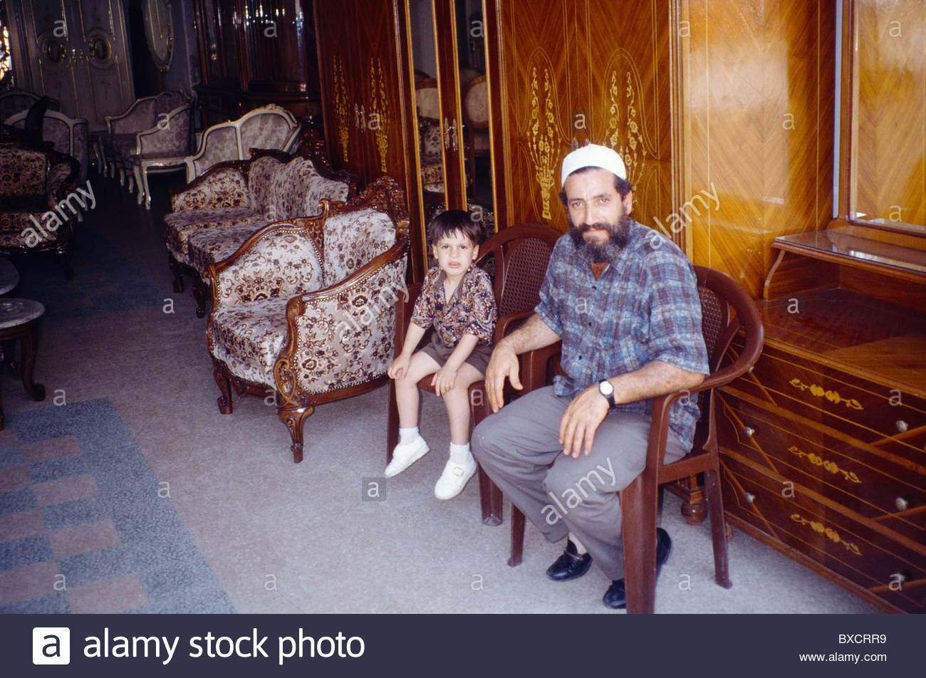 Souq Al Haraj Tripoli, Tripoli Lebanon Souk Al - Haraj Muslim Father & Son in Furniture ...