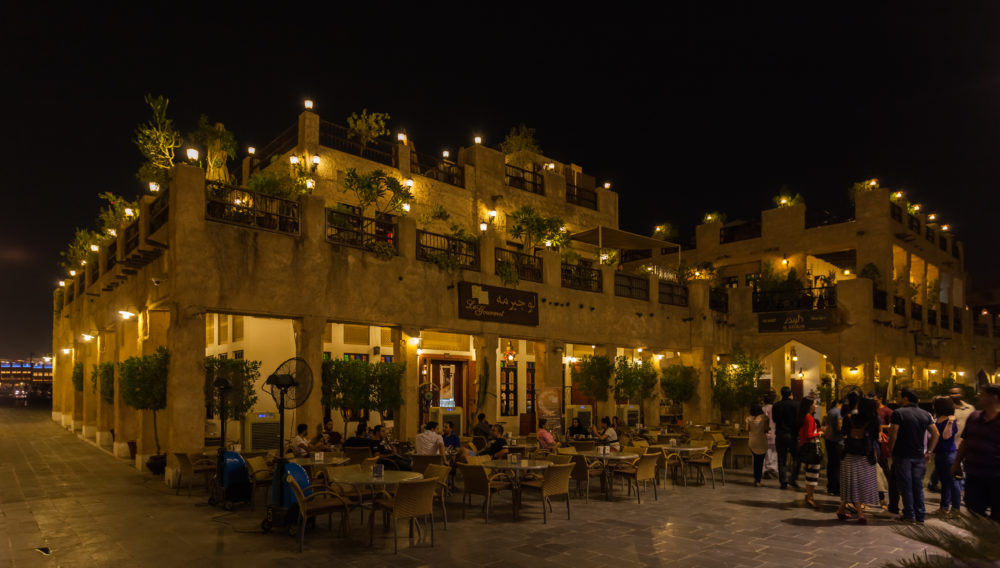 Souq Waqif Doha, Best places to have shisha in Souq Waqif - Qatar Survival Guide