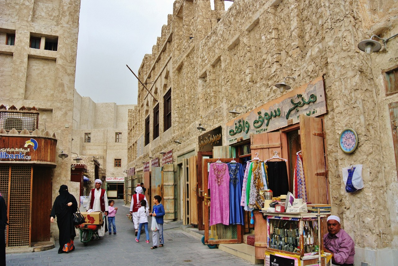 Souq Waqif Doha, Things To Do in Doha: Travel Back in Time in Souq Waqif Doha ...