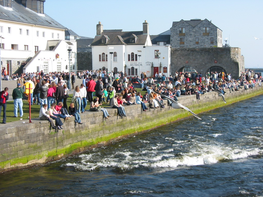 Spanish Arch Galway City, Top attractions in Galway, Ireland, picked by Barnacles hostel
