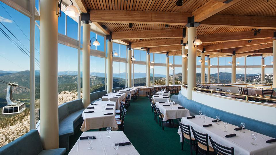 Lake Tahoe Restaurants With A View Best