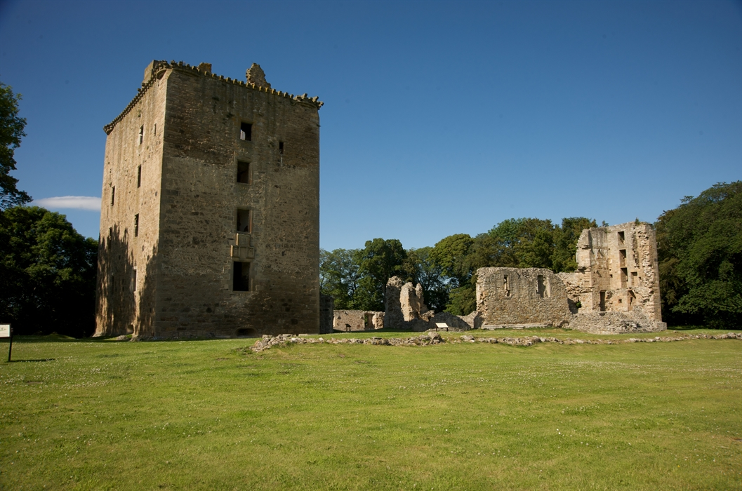Spynie Palace Aberdeen and the Northeast, Spynie Palace   VisitScotland