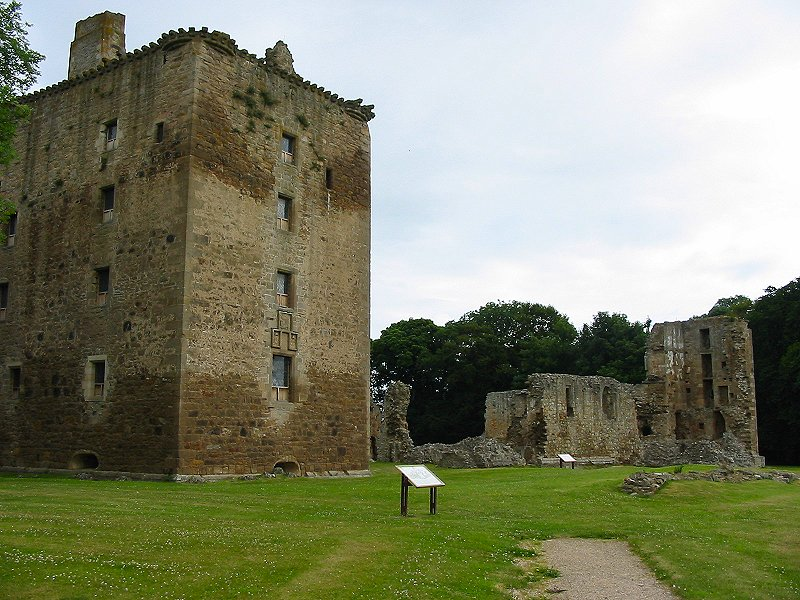 Spynie Palace Aberdeen and the Northeast, Spynie Palace, Elgin, Morayshire   Scotland - North East ...